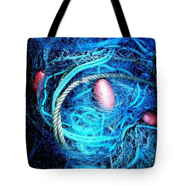 Fish Robe Net   Tote Bag by Colette V Hera  Guggenheim