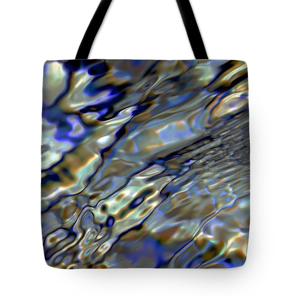 Flow Tote Bag by Dale   Ford