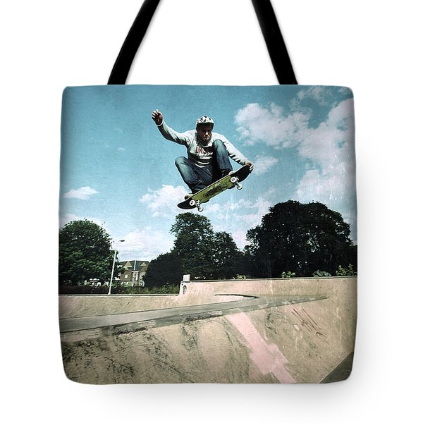 Fly High Tote Bag by Yhun Suarez