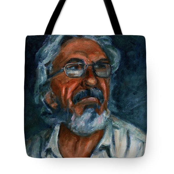 For Petko Pemaro Tote Bag by Xueling Zou