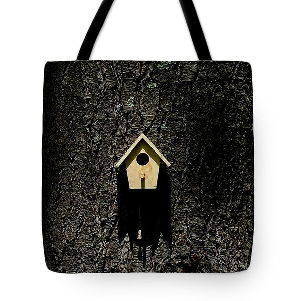 For Rent Tote Bag by Barbara S Nickerson