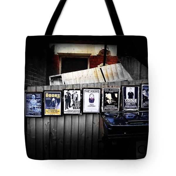 For Your Pleasure Tote Bag by Charles Stuart