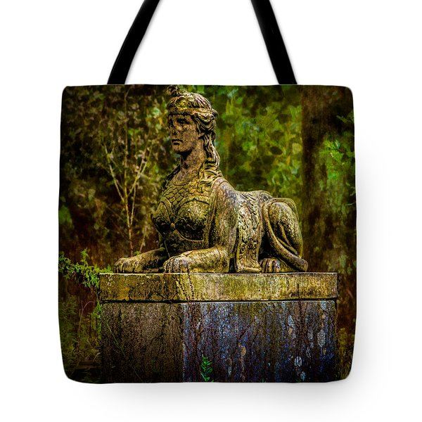 Forest Mysteries Tote Bag by Chris Lord