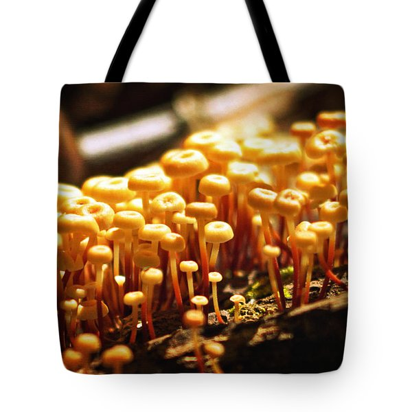 Forest Trifles Tote Bag by Rebecca Sherman
