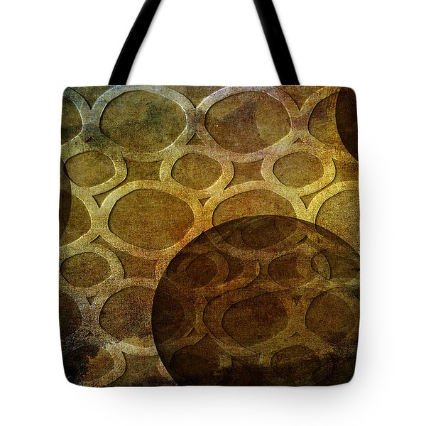 Formed Tote Bag by Angelina Vick