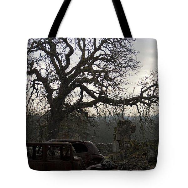 Forsaken Tote Bag by Nomad Art And  Design