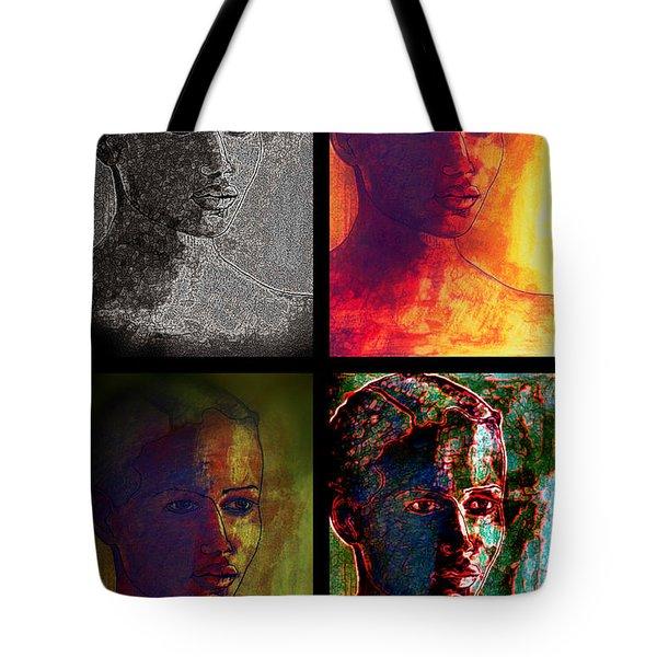 Four Seasons Tote Bag by Diane montana Jansson