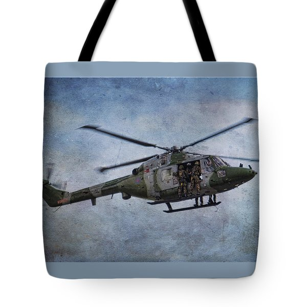 Fours Up Tote Bag by Dave Godden
