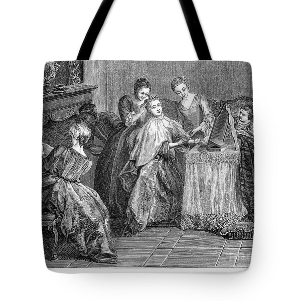 France: Daily Life Tote Bag by Granger