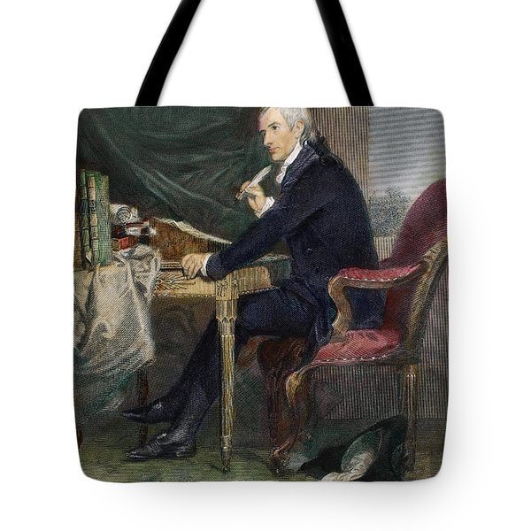 Francis Hopkinson Tote Bag by Granger