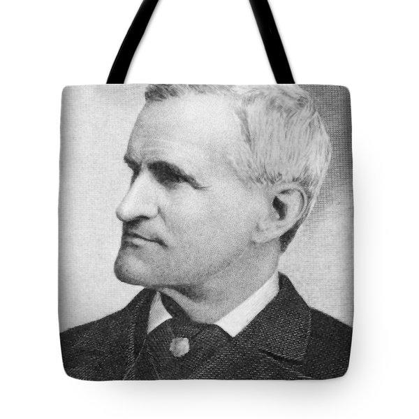Francis Parkman (1823-1893) Tote Bag by Granger
