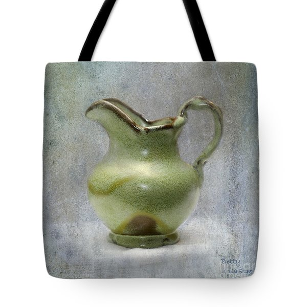 Frankhoma Pitcher Tote Bag by Betty LaRue