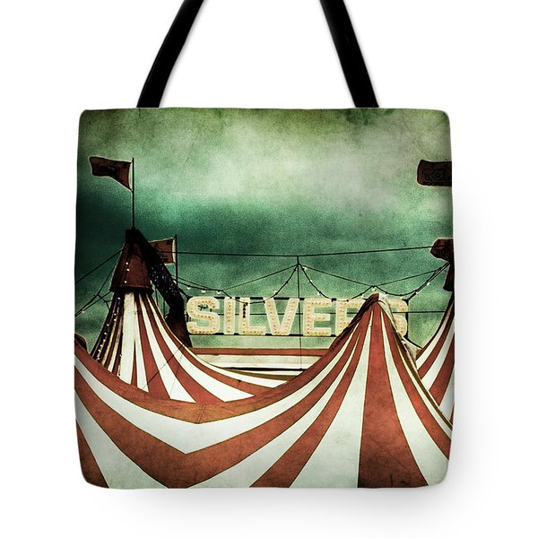 Freak Show Tote Bag by Andrew Paranavitana