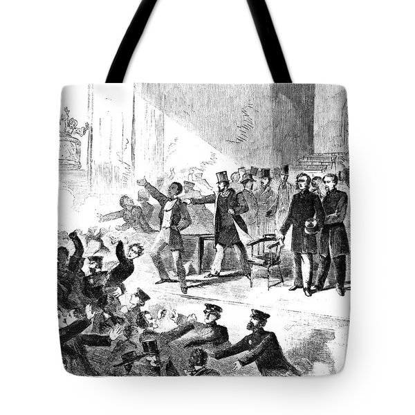 Frederick Douglass, 1860 Tote Bag by Granger