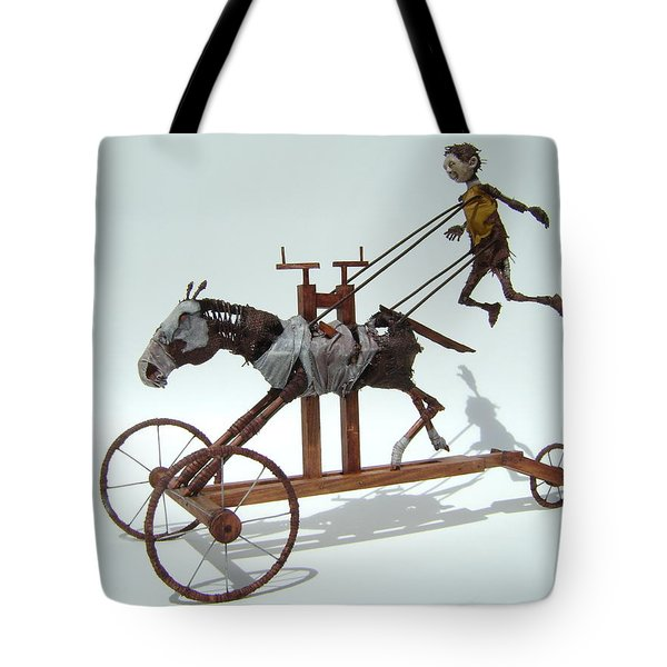 Free Unforgiven Tote Bag by Jim Casey