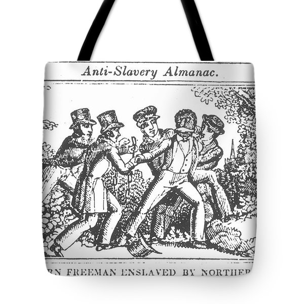 Freedman Enslaved, 1839 Tote Bag by Granger