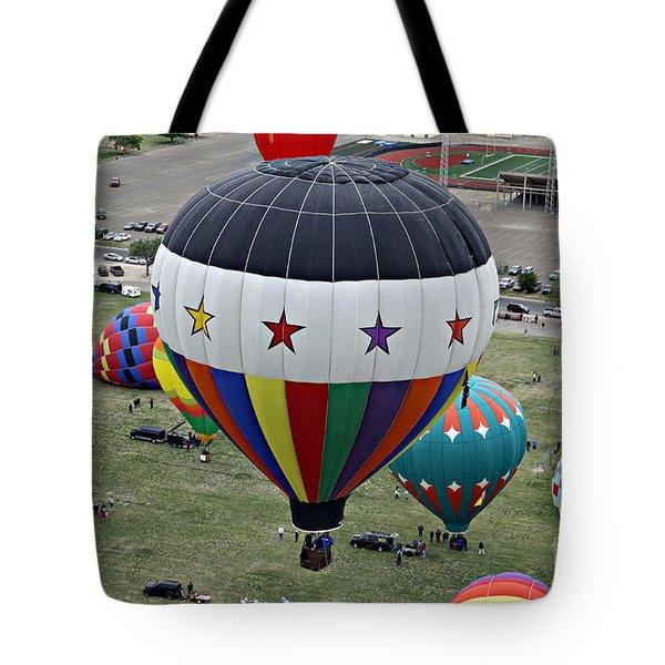 Freestar Tote Bag by Shawn Naranjo