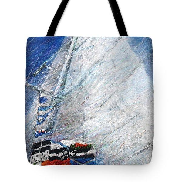 Fresh Breeze Tote Bag by Yuriy  Shevchuk