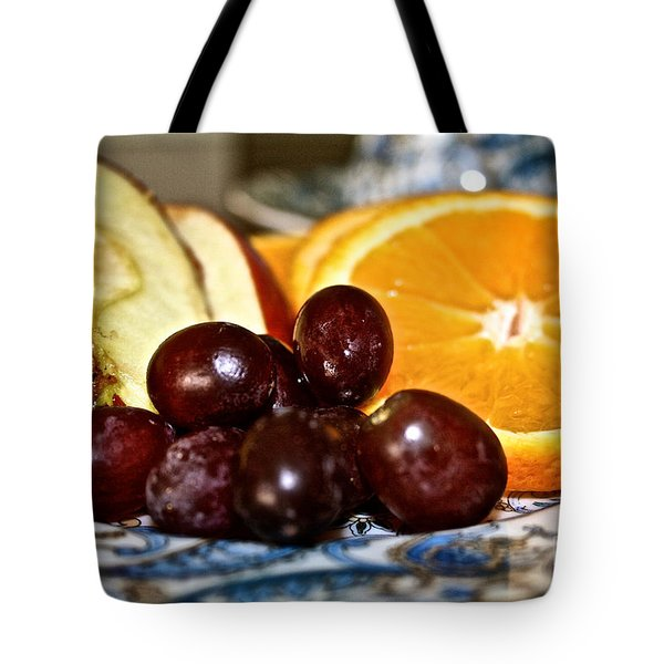 Fresh Start Tote Bag by Susan Herber