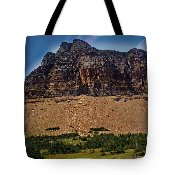 From Logan Pass Tote Bag by Marty Koch