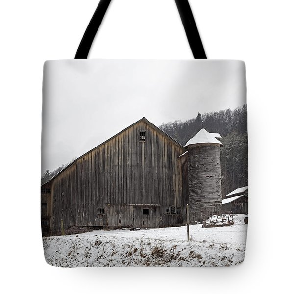 Frozen In Time  Tote Bag by John Stephens