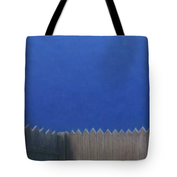 Full Moon Tote Bag by James W Johnson