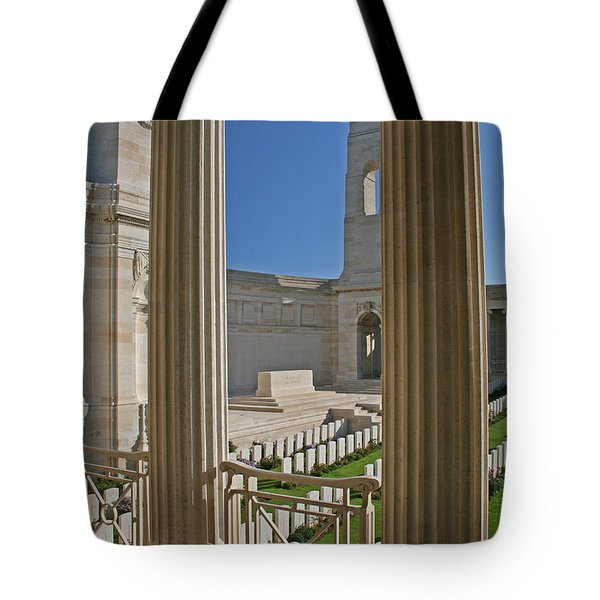 Futility Tote Bag by Nomad Art And  Design