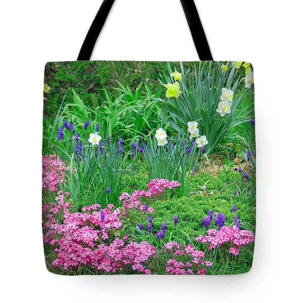 Garden Escape Tote Bag by Aimee L Maher Photography and Art