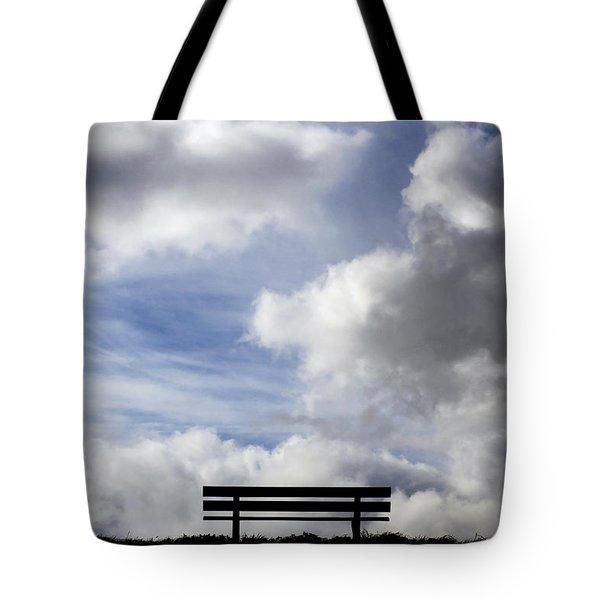 Garden seat Tote Bag by Fabrizio Troiani