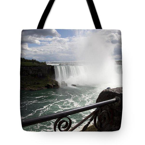 Gateway To Beauty Tote Bag by Amanda Barcon