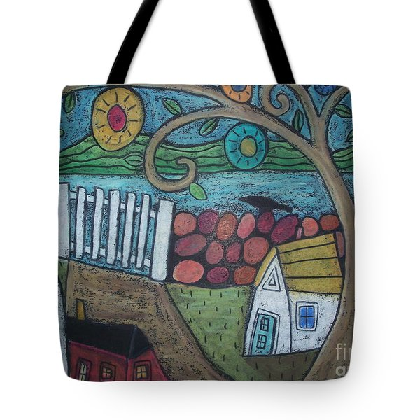 Gateway To The Sea Tote Bag by Karla Gerard