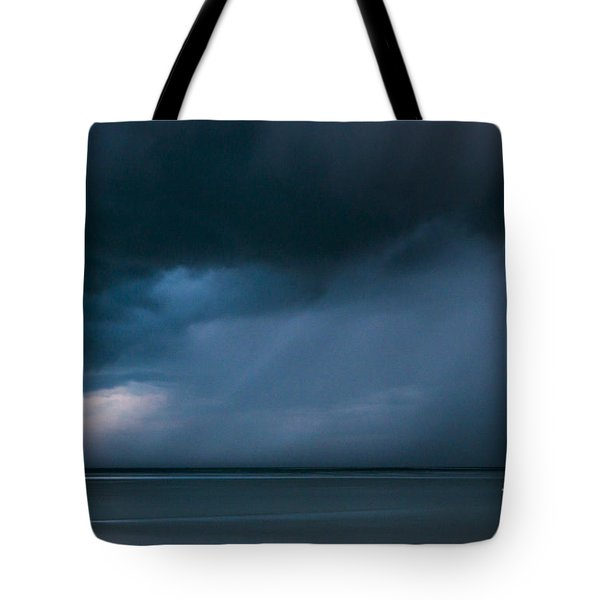 Gathering Storm Tote Bag by John Greim