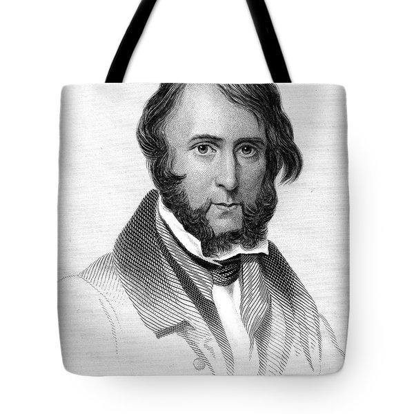 George Cruikshank Tote Bag by Granger