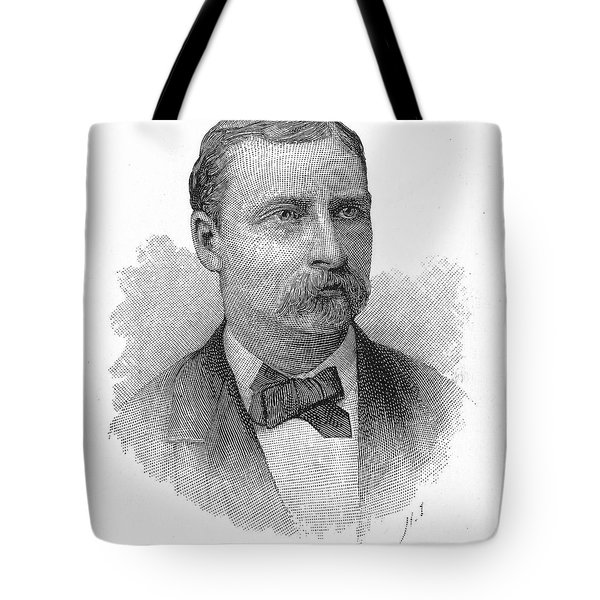 George W. Yates (d.1876) Tote Bag by Granger
