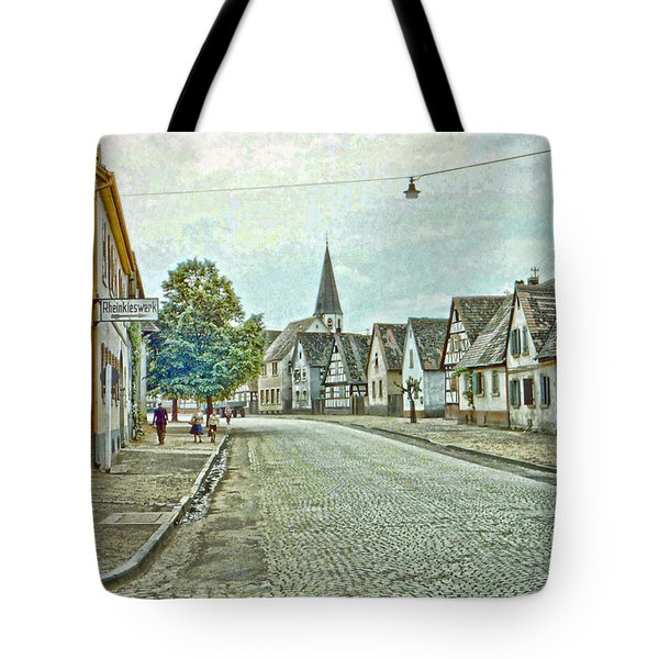 German Village Tote Bag by Chuck Staley