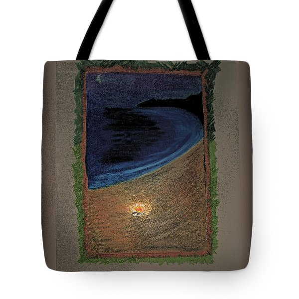 Ghost Stories Barra De Navidad Tote Bag by First Star Art