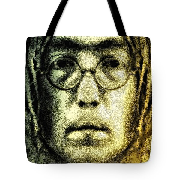 Give Peace A Chance Tote Bag by Bill Cannon
