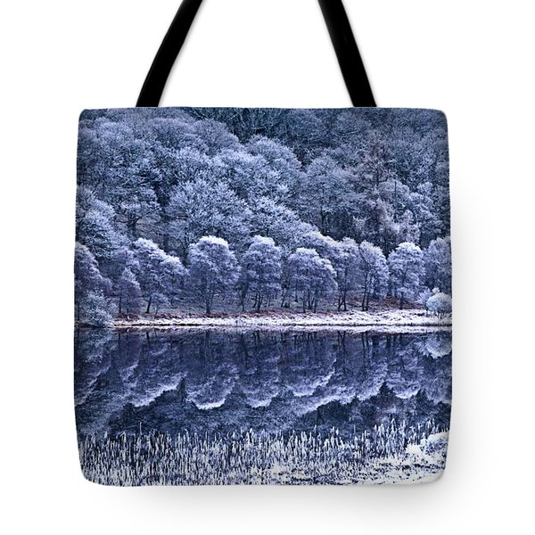 Glendalough National Park, County Tote Bag by Richard Cummins