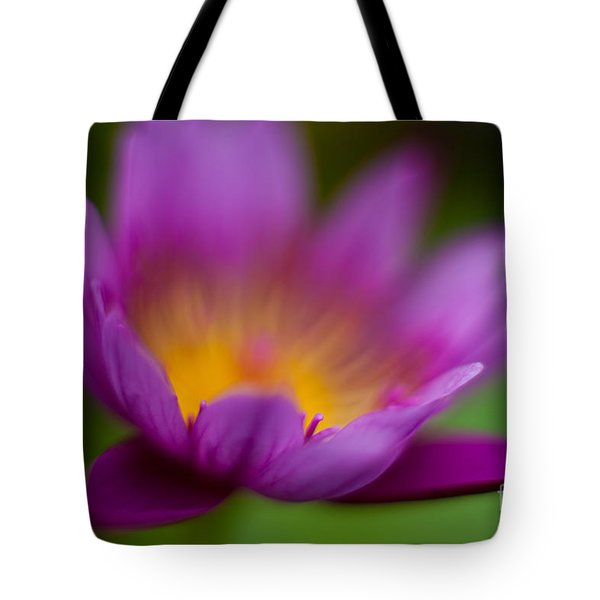 Glorious Lily Tote Bag by Mike Reid