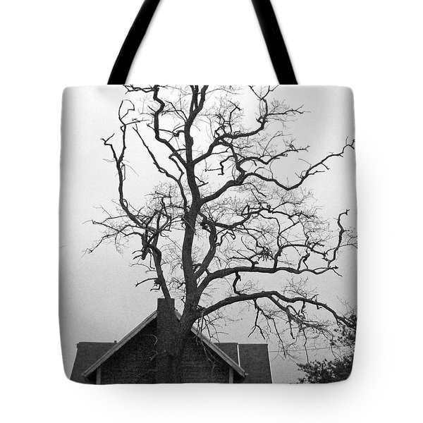 Gnarled Tote Bag by Pamela Patch