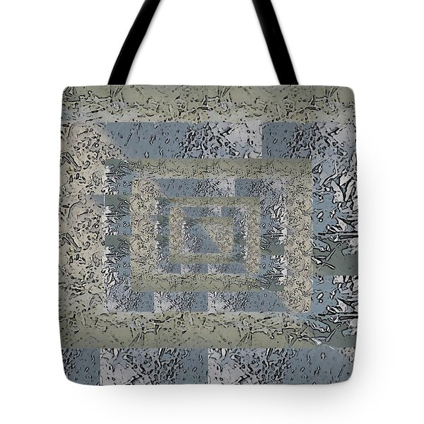 Go With The Floe 4 Tote Bag by Tim Allen