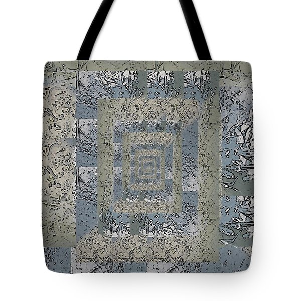 Go With The Floe 6 Tote Bag by Tim Allen