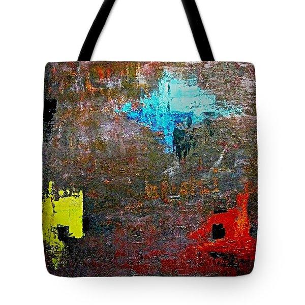Goan Colorful Soil Tote Bag by Piety Dsilva