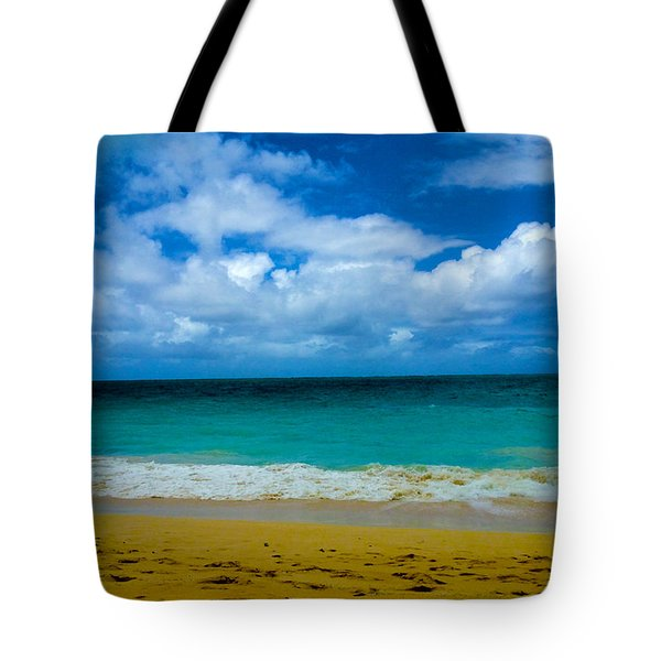 Gods Gift Tote Bag by Cheryl Young