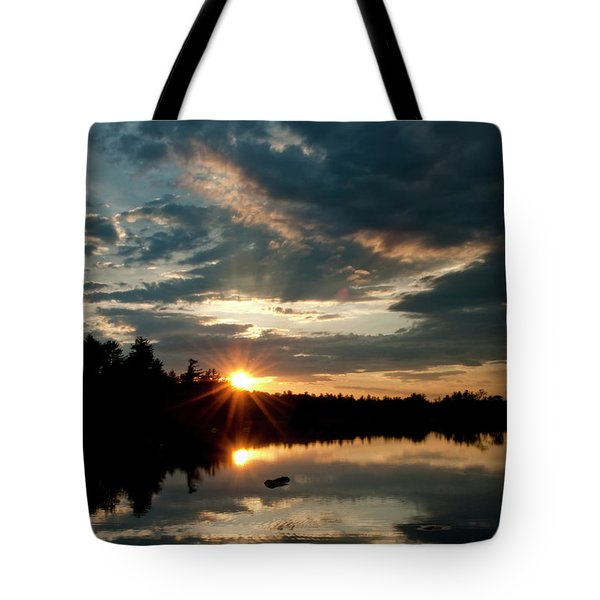 Going Going Tote Bag by Greg Fortier