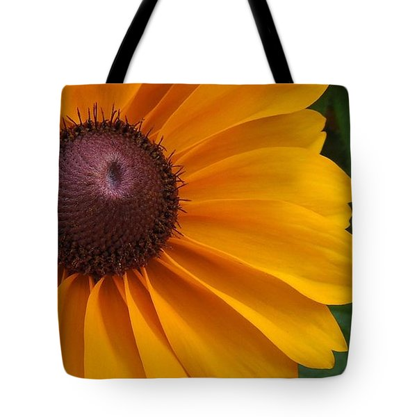 Goldilocks  Flower Tote Bag by Chad and Stacey Hall