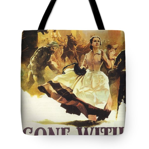 Gone With The Wind Tote Bag by Nomad Art And  Design