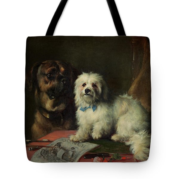Good Companions Tote Bag by Earl Thomas