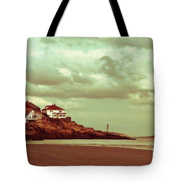 Good Harbor Beach Tote Bag by Dana DiPasquale