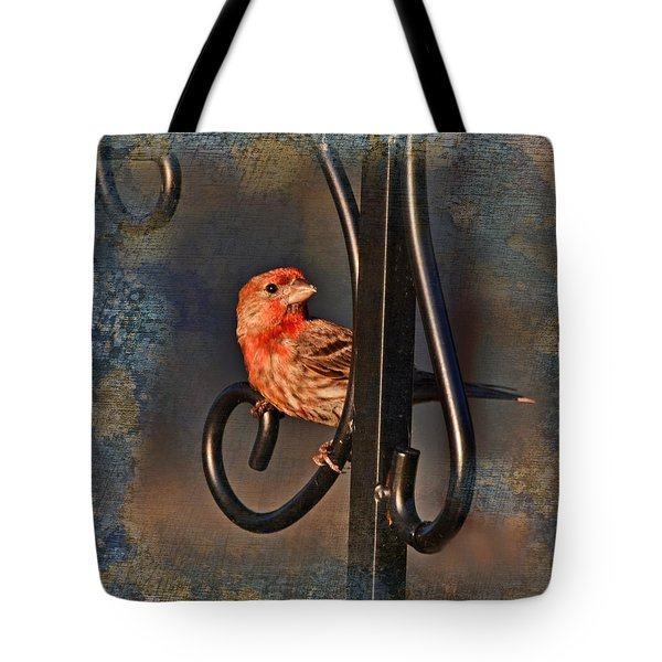 Good Moning Sunshine IIi Tote Bag by Debbie Portwood